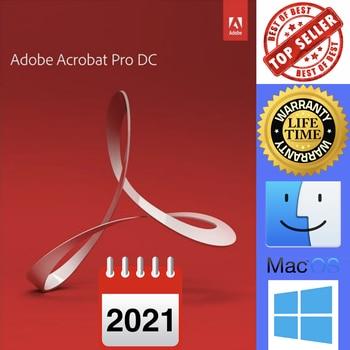 Adobe Acrobat Pro DC 2020✔️Full versión✔️Lifetime de activación✔️Multilingual✔️ Entrega inmediata