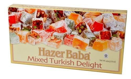 Hazer Baba – Mixed Turkish Delight