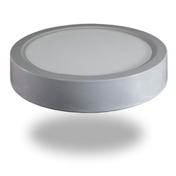 LED Downlight Bulat Permukaan 22W 3000K