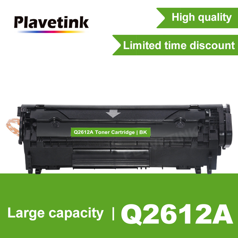 Plavetink Q2612A q2612 12a 2612 toner cartridge 2612a for HP <font><b>LaserJet</b></font> <font><b>1010</b></font> <font><b>1012</b></font> <font><b>1015</b></font> <font><b>1020</b></font> 3015 3020 3030 3050 <font><b>1018</b></font> <font><b>1022</b></font> 1022N image