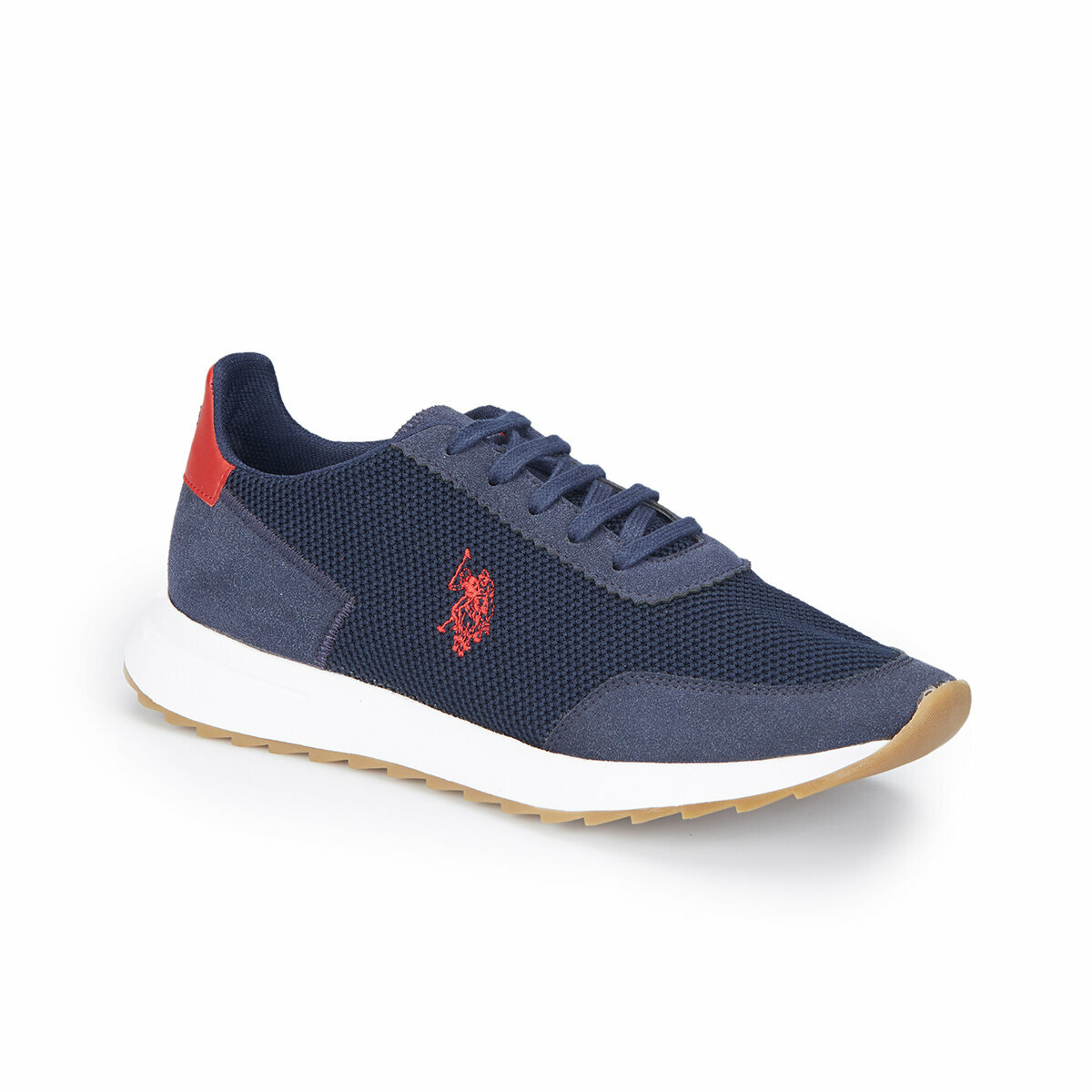 FLO MUNICH Navy Blue Men 'S Sneaker Shoes U.S. POLO ASSN.