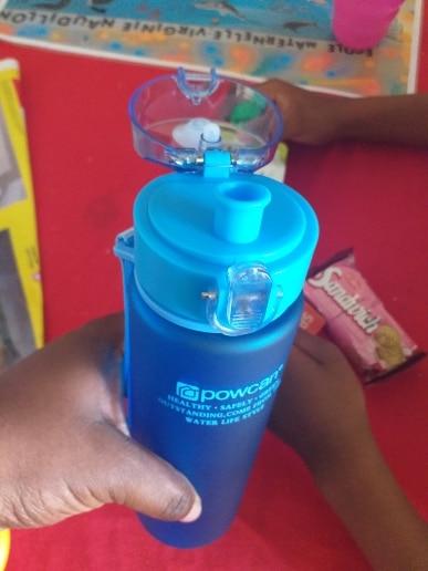 Water Bottle 560ML 400ML Plastic Drinkware Tour Outdoor Sport School Leak Proof Seal Gourde Climbing Water Bottles|Water Bottles| |  - AliExpress