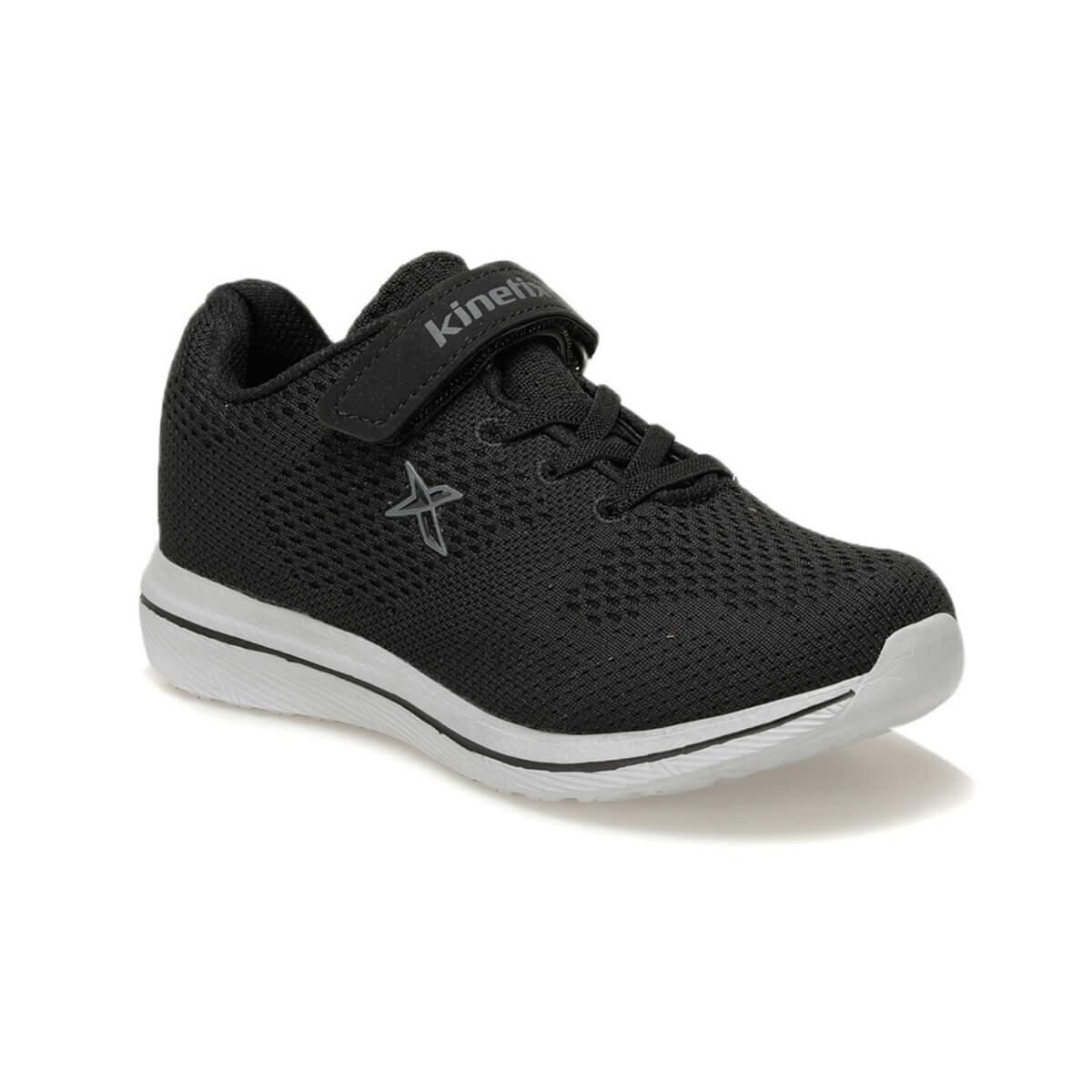 FLO ADELLIO J Black Male Child Hiking Shoes KINETIX