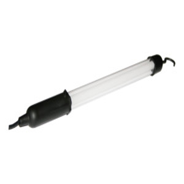 Portable FLUORESCENT Tube 8 W./230 V With Cable 5 M. 60.420 Electro DH. 8430552114948