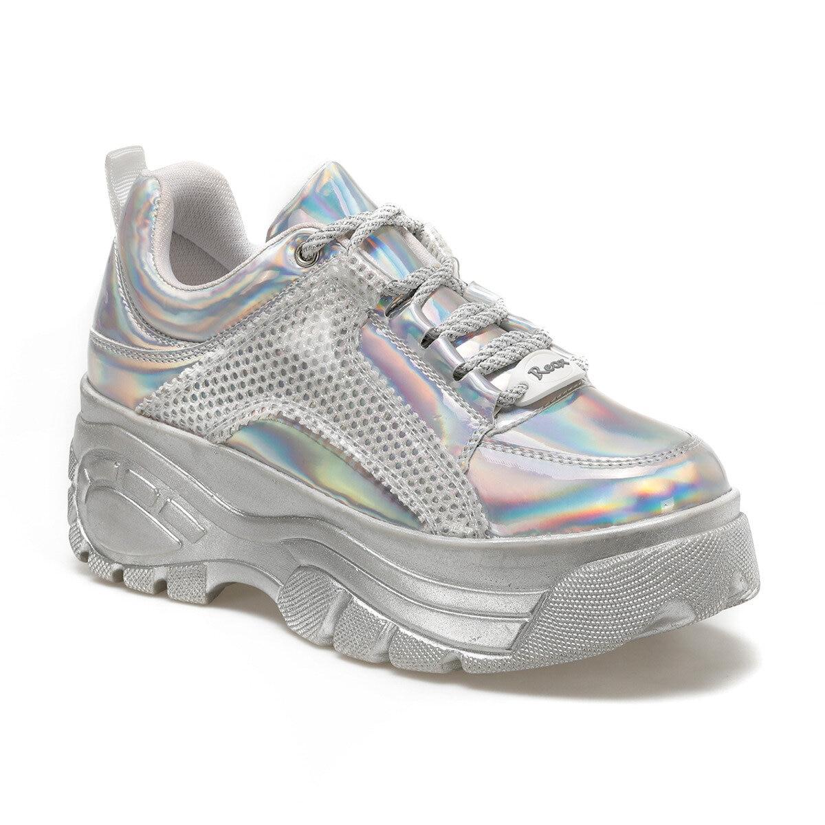 FLO 20S-499 Silver Women 'S Sneaker Shoes BUTIGO