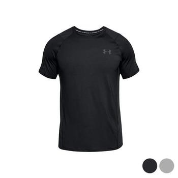 Men's Short Sleeve T-Shirt Under Armour 1323415 Black