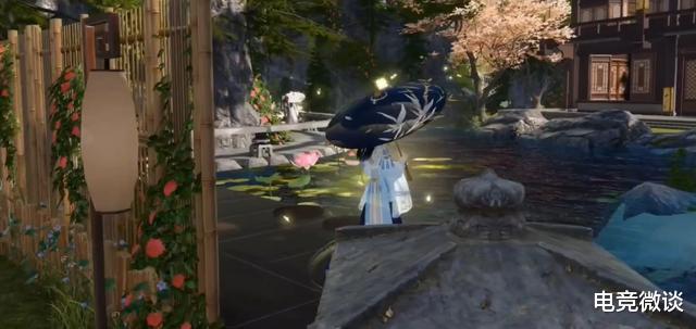 一梦江湖:住在山里真不错,以山为居的家园让无数玩家为之心动?插图(1)