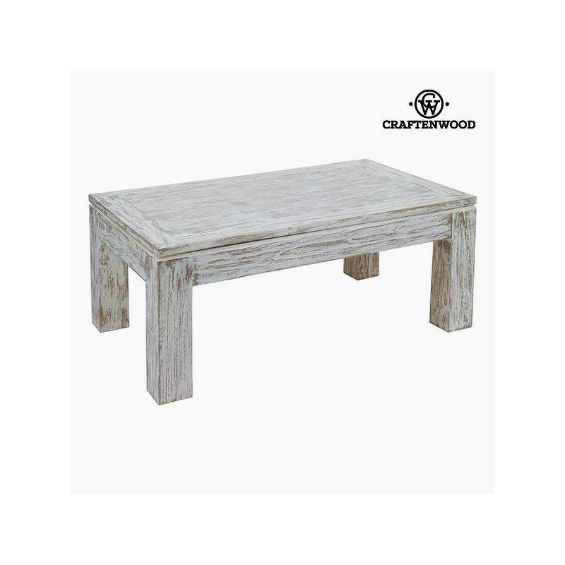 Coffee Table Liftable Wood Mindi (110x60x40 Cm) By Craftenwood