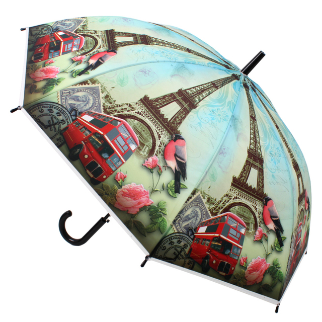 Зонт женский 121217 FLIORAJ