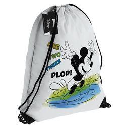 Mochila Mickey Mouse Plop blanco de Disney