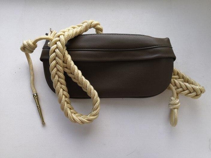 Pochetes bolsas cintura correia