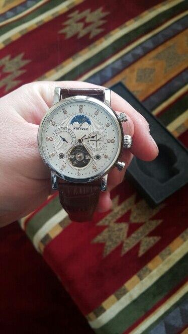 -- Turbilhão Esqueleto Relógio