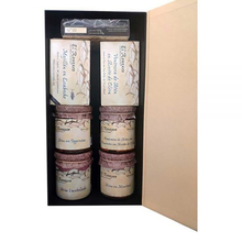 Assortment for Gift Gourmet Specialties Presented In-Box Ideal El-Ronqueo of Canning