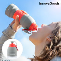 InnovaGoods Collapsible Water Bottle|Sports Bottles| |  -