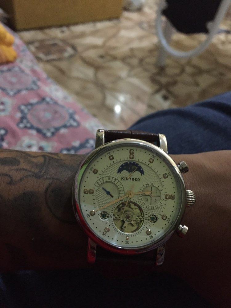 -- Relógios Automático Turbilhão