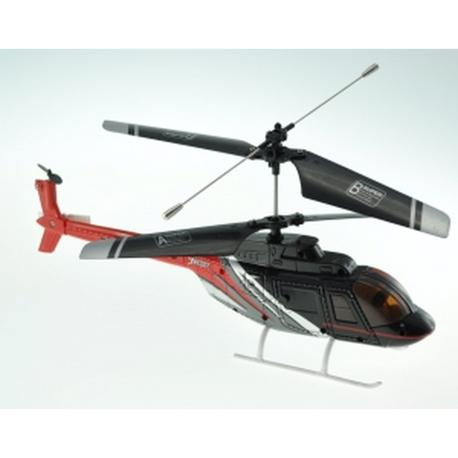 3 Channel System Metal Frame RC Mini Helicopter A68667
