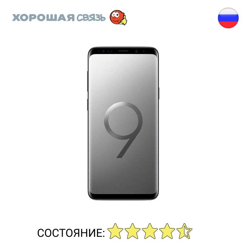 Телефон Samsung G965FD Galaxy S9 Plus 64Gb, уцененный, б/у, Отличное Состояние