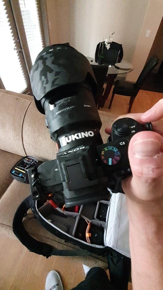 -- Premium Câmera Protetor