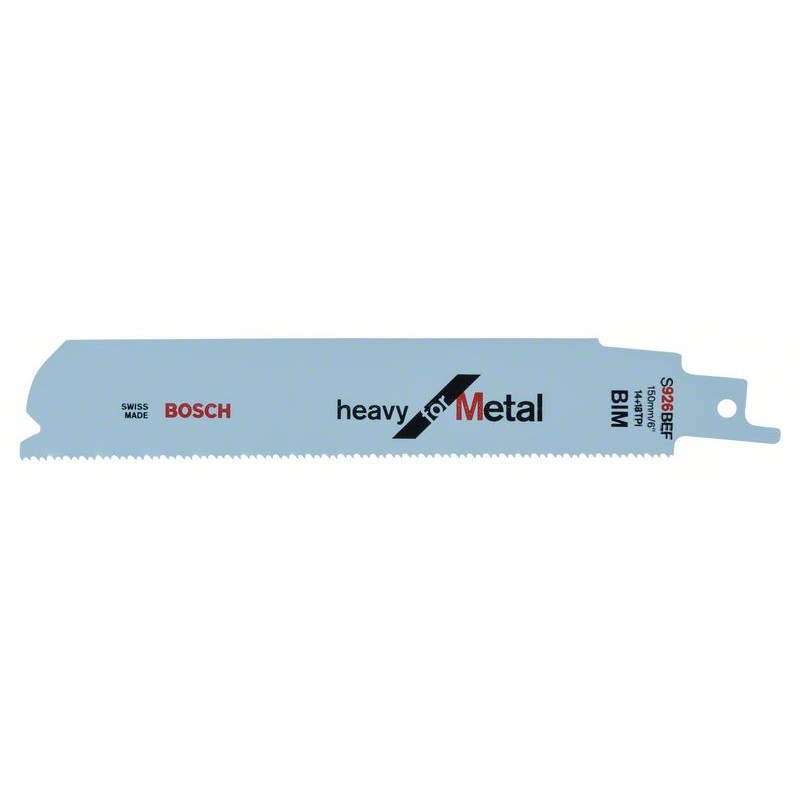 BOSCH-saw Blade Sable S BEF 926 Heavy For Metal