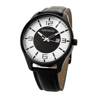 Relógio masculino pertegaz P19032 N W (46mm)|  -