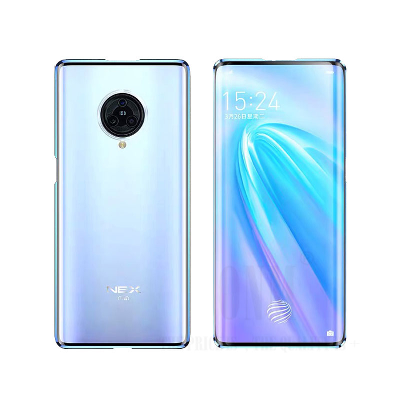 Image 5 - Case for VIVO NEX 3 360° Full Protection Magneto Magnetic Cases Cover for VIVO NEX 3 5G Adsorption Metal double Glass CaseFitted Cases   -