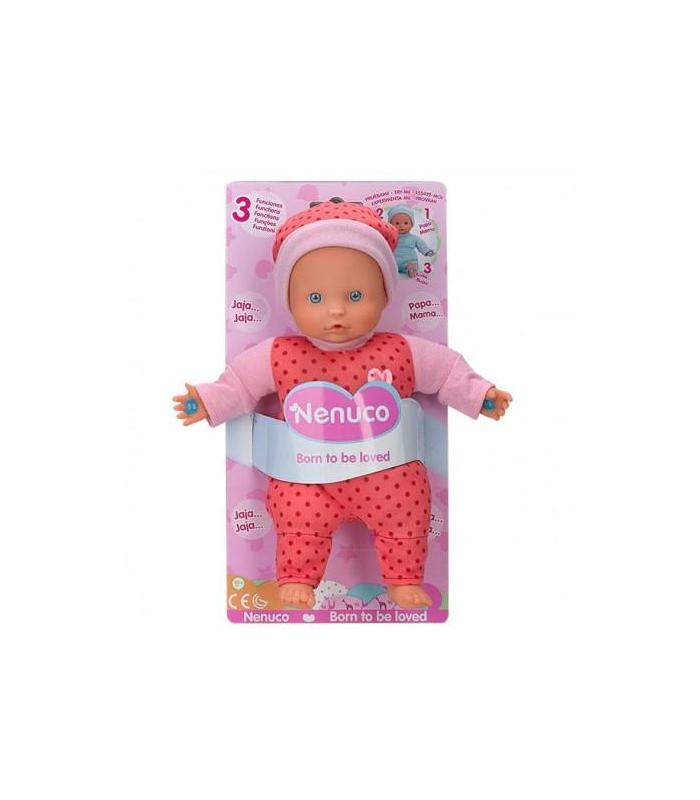 Nenuco Doll Soft 3 Functions 25 CM Toy Store Articles Created Handbook