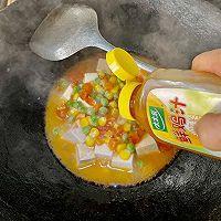 #太太乐鲜鸡汁芝麻香油#鲜鸡汁豆腐的做法图解6