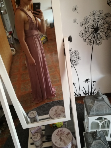 Dress Women Long Summer Convertible Bohemian Dresses Casual Bandage Evening Prom Club Party Infinity Multiway Maxi Dresses photo review