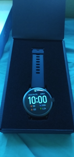 Išmanusis laikrodis Haylou Solar LS05 photo review