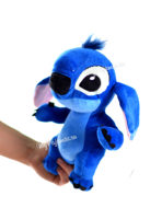 Stuffed toy blue stitch of Lilo and Stitch.