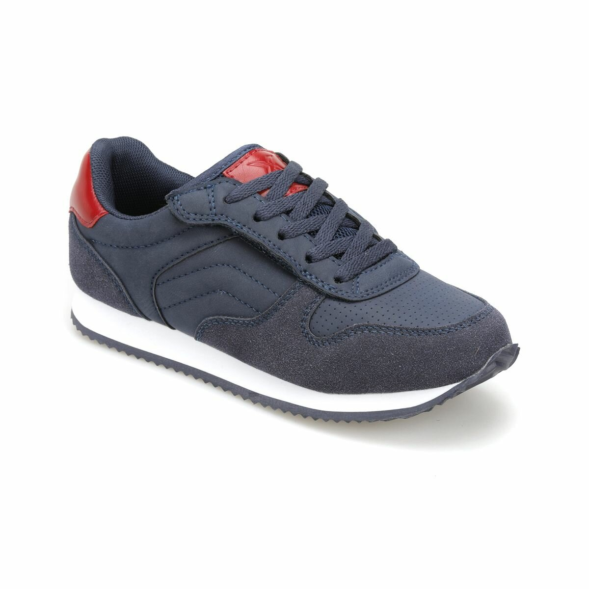 FLO RIPPER Navy Blue Male Child Sports Shoes KINETIX
