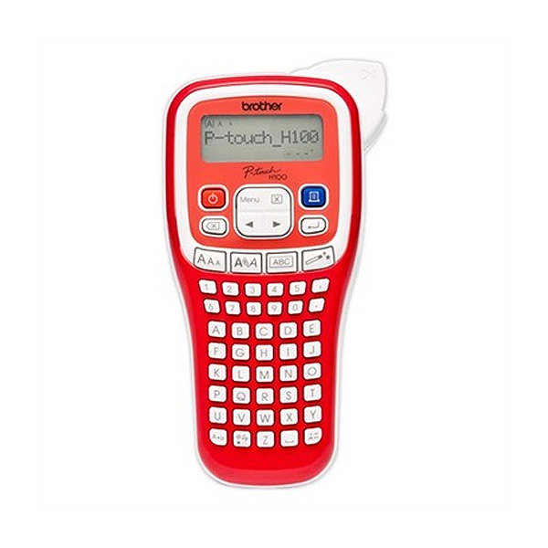 Electric Label Maker Brother PTH100RXG1 Red|Printers| |  - title=