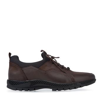 Marcomen buty skórzane buty męskie 15210312 tanie i dobre opinie Prawdziwej skóry