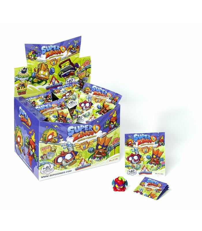 Superzings V Monitor 2x50 One Pack Single Departs Toy Store