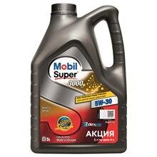 Моторное масло MOBIL SUPER 3000 XE 5W30 5L PROMO (156156)
