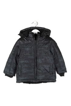 Losan Male Child Camouflage Hooded Coat 057-8252009-038 купальник losan losan lo025egerke7