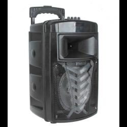 Sistema de altavoces OM & S MR-213A altavoz de 8 que incluye auriculares bluetooth y una unidad flash USB amplificador de sonido combinado de altavoz