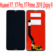 6.26'' Original Display For Huawei Enjoy 9 LCD Touch Screen for Huawei Y 7 Y7 Pro Prime 2019 LCD Replacement(China)