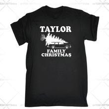 Забавная Мужская футболка модная одежда Семейные футболки