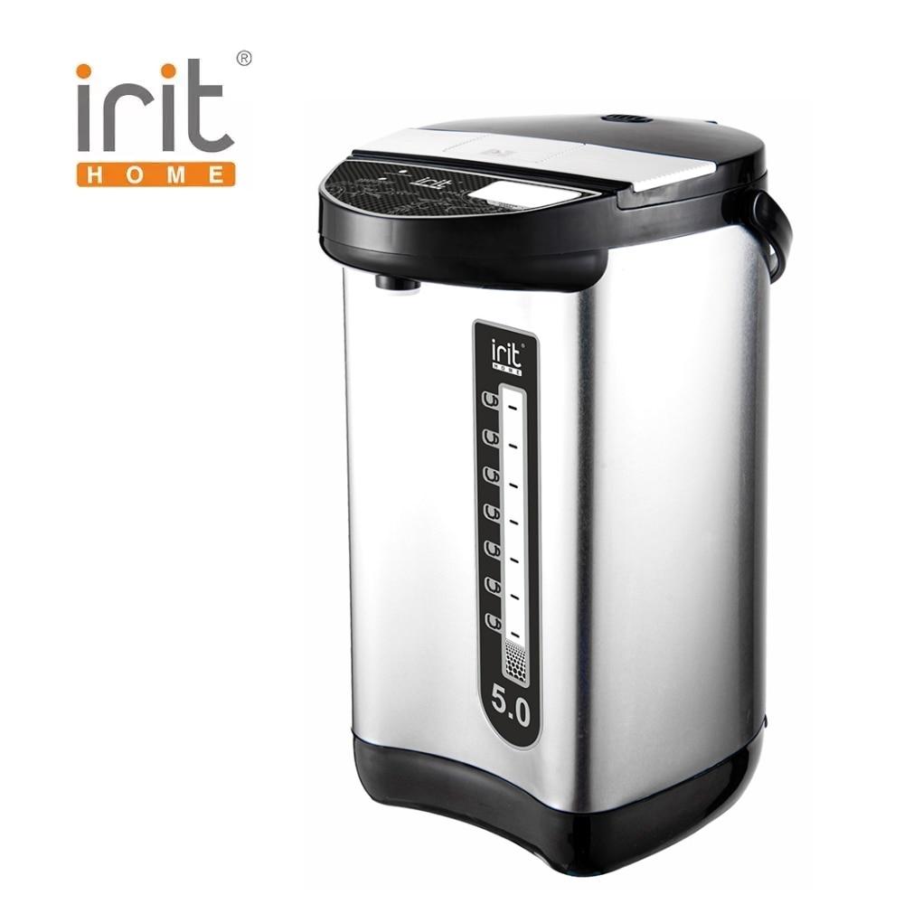 Teapot warmer electric Irit IR-1419 Kettle Electric Electric kettles home kitchen appliances kettle make tea Thermo цена