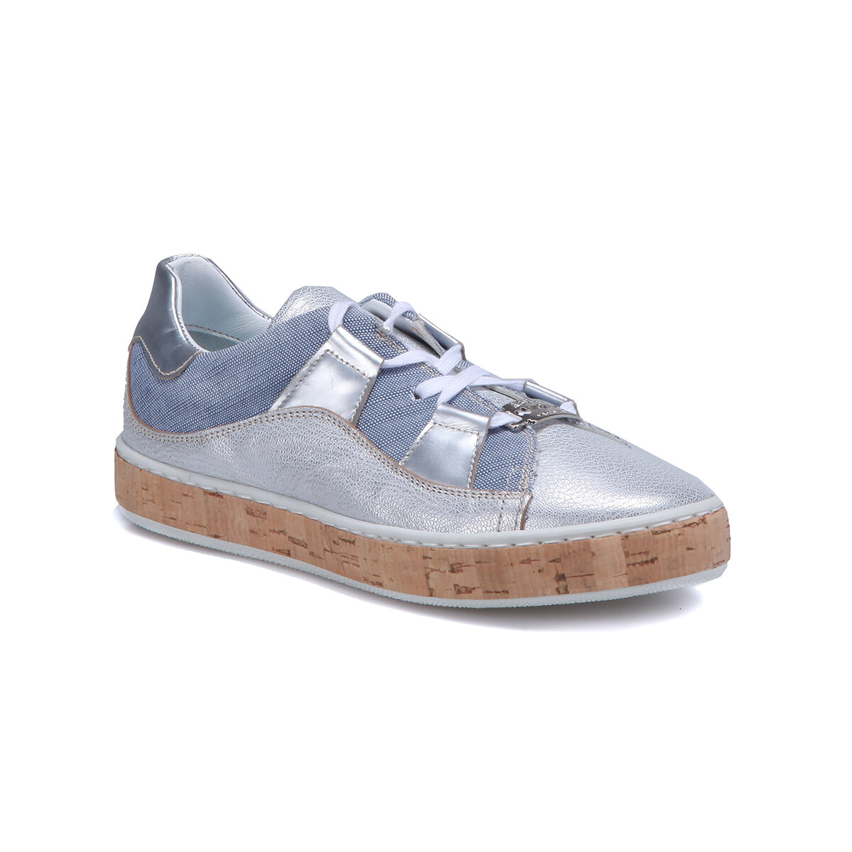 FLO 2886/08 Silver Women 'S Sneaker Shoes BUTIGO
