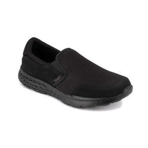 FLO RAMBLE 9PR Black Slip On Shoes KINETIX
