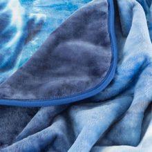 Sagino – couvre-lit en peluche, couverture polaire Double, plaid Large, doux et épais, pour canapé-lit, 480 g/m²