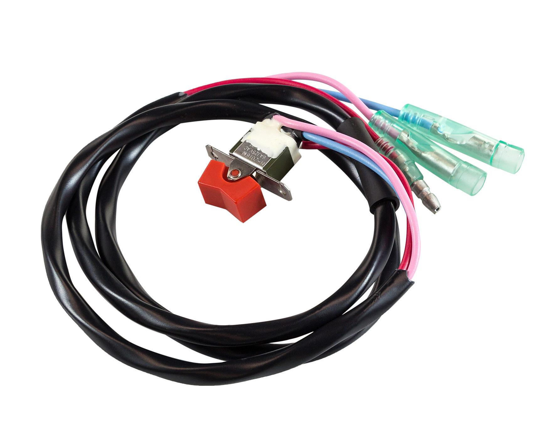 Switch Trim Tohatsu 3A3725600