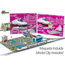 Pequetren, Renfe Train, Ave toy to give away (720)