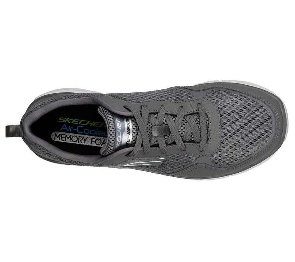 Abuso Centro de niños casamentero  SKECHERS FLEX ADVANTAGE 3.0 52954/CHAR Running Shoes  - AliExpress