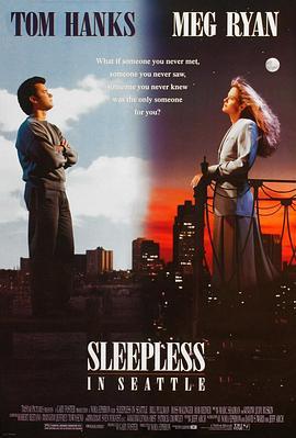 西雅图未眠夜的海报