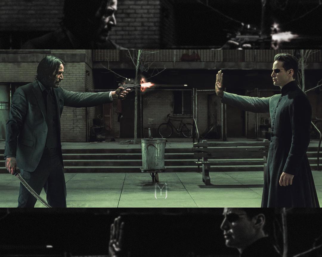 狮子门影业宣布《疾速追杀5》将紧接着《疾速追杀4》开拍
