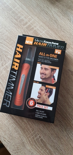 Domom 2 in 1 Hair Trimmer-reshline photo review