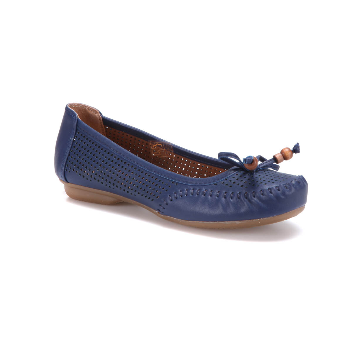 FLO 71. 155545.Z Navy Blue Women Basic Comfort Polaris